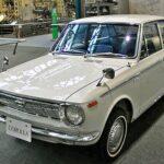 Evolution of personal use sedan cars