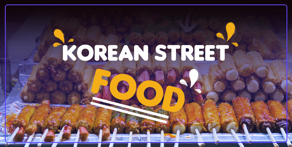 All you need to know about Korean Street Food