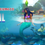 Sims 4 Mermaid How to Become A Mermaid? Its Tail, Powers and Cheats